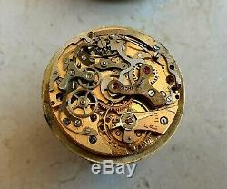 VALJOUX 23 Movement DICHI WATCH FULL WORKING ALL FOR PARTS RARE TOP