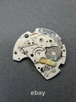 VINTAGE NICOLET WATCH CHRONOGRAPH AUTOMATIC CAL. 7750 FOR PARTS 40mm