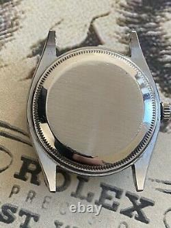 VINTAGE ROLEX OYSTER PERPETUAL CASE Double Reference 6564/1002 NO MOVEMENT 34mm