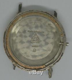 VTG OMEGA Seamaster Steel Watch. Ref 166.020, Cal 562. For Repairs