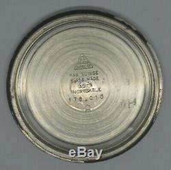 VTG OMEGA Seamaster Yachting Steel Chronograph. Ref 176.010, Cal 1040. Repair