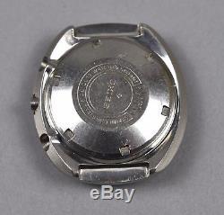 VTG Seiko UFO Chronograph 6138-0011 Case, Bezel, Stem, Crown and Pushers PARTS