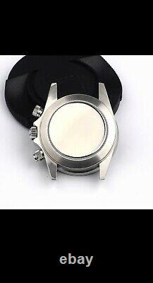 Valjoux 7750 Replacement Case High Quality Stainless Steel 316l- High Grade