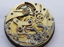 Valjoux watch big 40mm Chronograph Movement Caliber for parts (K71)