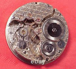 Vintage 16 Size Polaris 21 Jewel South Bend Rare Repair Project Pocket Watch