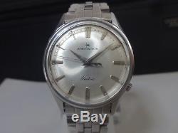 Vintage 1960's HAMILTON-RICOH Electronic watch Electric 555E for parts