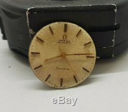 Vintage 1967 Omega 552 Movement & Dial Spares Repair Only Working