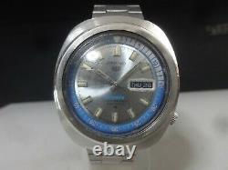 Vintage 1969 SEIKO Automatic watch SEIKO 5 SPORTS 23J 5126-6010 for parts