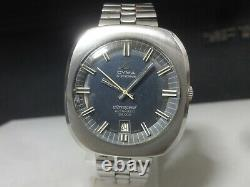 Vintage 1970's CYMA Automatic watch Ultra Speed 36000 SYNCHRON 72, for parts