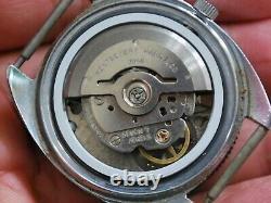 Vintage 1970s DORSET 7J Automatic Men's Diver Watch - For Repair /Parts