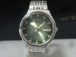 Vintage 1973 SEIKO Automatic watch LM 25J 5606-7320 LORD MATIC, for parts