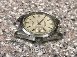 Vintage 1977 Tudor Ref 9080/0 Jumbo Prince Oysterdate Watch