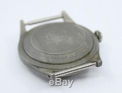 Vintage Benrus DTU-2AP DTU-2A/P Mar 1969 Military Watch