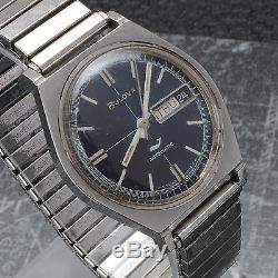 Vintage Bulova Automatic Day/Date 17 jewel 11 ANACB Mvmt Running 34mm