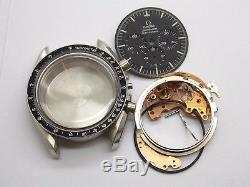 Vintage Cal 861 Omega Speedmaster ST 145.022 Professional watch for parts/repair