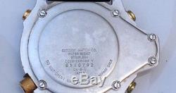 Vintage Citizen Aqualand Diver's Watch C023-088069 For Parts or Repair RARE