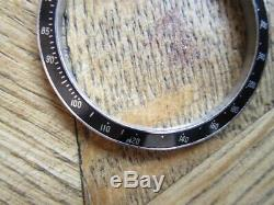 Vintage Genuine Bezel for TUDOR 79260 Prince Oysterdate Chronograph