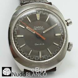 Vintage Genuine Omega Chronograph Chronostop Omega 865 Working Good Condition