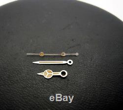 Vintage Hand Set Submariner None Glow, Ref 5512 5513 1680