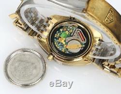 Vintage Heuer 1000 Twin Chronograph Digital 984.024 Watch Digital Not Working
