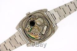 Vintage International Watch Co. Quartz Ss Ladies Watch For Parts Nr