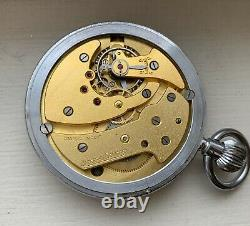 Vintage Jaeger-LeCoultre Military Pocket Watch