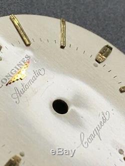 Vintage Longines Conquest Automatic Singer Dial