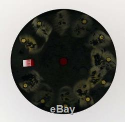 Vintage Men's Rolex 36mm 16233 16238 Gloss Black Diamond, Arabic Dial 2/T #B11