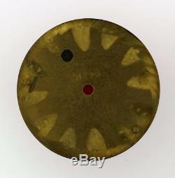 Vintage Men's Rolex Submariner Transitional 14060 Nice Patina Black Dial SS #B21