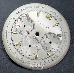 Vintage Movado M95 Chronograph Dial RESTORED