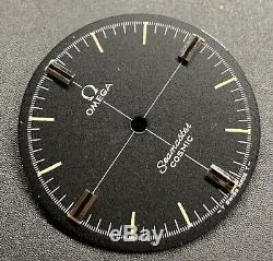 Vintage NOS Omega Seamaster Cosmic Manual Watch Dial