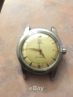 Vintage OMEGA Seamaster Automatic MENS WATCH For Parts Or Restoration