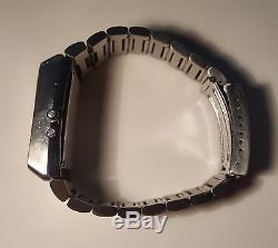 Vintage Omega Marine Chronometer ref. 198.0082 / 398.0832 on bracelet