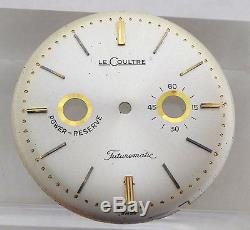 Vintage Rare Original Jaeger Lecoultre Futurematic Porthole Dial