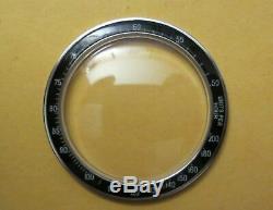 Vintage Rolex Daytona #6263 Bezel & Plastic Custom