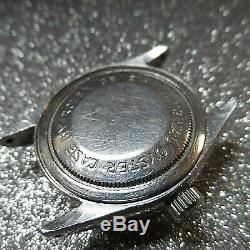 Vintage Rolex Tudor Prince Oysterdate Automatic Mens Watch (not working)