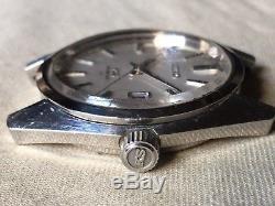 Vintage SEIKO Hand-Winding Watch/ KING SEIKO KS 4502-7000 SS Hi-Beat For Parts