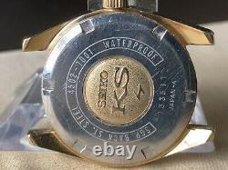 Vintage SEIKO Hand-Winding Watch/ KING SEIKO KS 4502-7001 SGP Hi-Beat For Parts