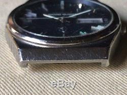 Vintage SEIKO Quartz Watch/ GRAND TWIN QUARTZ 9943-800A SS 1978 For Parts