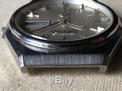 Vintage SEIKO Quartz Watch/ KING TWIN QUARTZ 9923-7000 SS 1979 For Parts