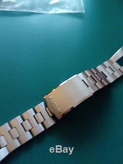 Vintage Seiko Nos, Razor Style, Stainless Steel Bracelet, Genuine Seiko Nos 19mm