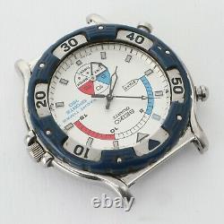 Vintage Seq007 / 8m35-8009 / Seiko Yacht Timer / Sports 150 / Running Needs Fix