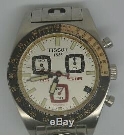 Vintage TISSOT PRS 516 Steel Chronograph. Ref J562/662