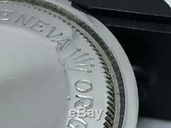 Vintage Tudor Oyster Prince Case Back By Rolex Geneva ONLY CASE BACK