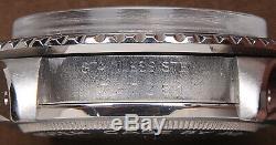 Vintage Tudor Submariner Case 7016/0