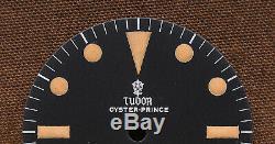 Vintage Tudor Sumariner 7928 Print Dial #T3-2