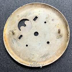 Vintage Universal Geneve Tri-compax dial 31.4mm