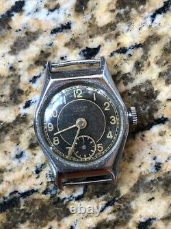 Vintage Watch Lot, Working, Not Working, Parts Or Repair Lanco, Doxa, Wittnauer