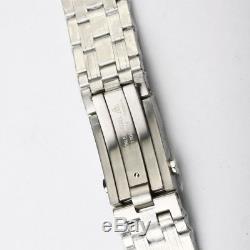 Watch repair parts seamaster style watch case kit fit eta 2824 movement 40mm
