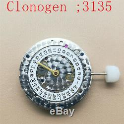 Watches for Parts, Asian clone original 3135 Automatic New Mechanical Movem 002